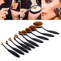 10pcs Pro Makeup Brushes Blush 24 hours skin care Beauty Care Creative Gifts NEW - $28.99+
