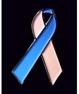 SIDS Awareness Lapel Pin Pink Blue Sudden Infan... - $9.97