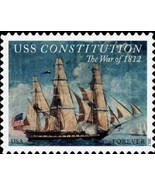 2012 45c The War of 1812: USS Constitution Scott 4703 Mint F/VF NH - $2.27