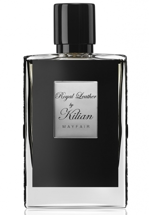 ROYAL LEATHER by KILIAN 5ml Travel Spray MAYFAIR Perfume Heliotrope Black Tea