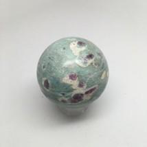 404 Grams Handmade Natural Gemstone Ruby in Zeo... - $41.49