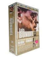 Spanish director: Luis Bunuel Movie Collection,  26 DVDs/BOX SET Brand New  - $65.50