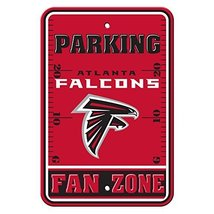 Official National Football League Fan Shop Authentic NFL Parking Sign (A... - $5.80