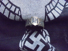 wwii German SS ring  - $150.00