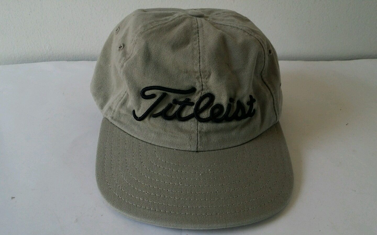 839f6eb96f54 Rare Vintage Titleist Golf Hat script logo and 50 similar items