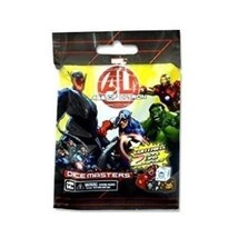 Marvel Dice Masters Age of Ultron Booster Pack - $3.83
