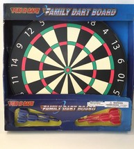 Fun N Safe Magnetic Dart Board Indoor Games Spo... - $19.79