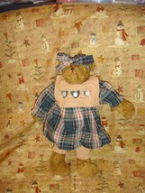 Boyds Bears Philomena Plush Bear - $13.99