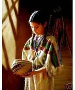 Quiet Reflections by Karen Noles Native America... - $395.01