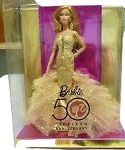 Barbie 50th Anniversary Doll - $200.78