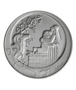 The Sacrifice of Isaac Silver Medal 2015 Offici... - $72.00
