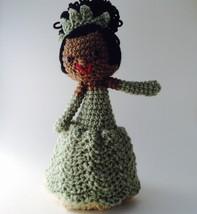 Crochet princess doll - $20.00