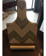 Chevron Cook Book or iPad Stand - $11.98