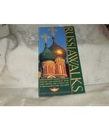 1991 First Edition RUSSIA WALKS David & Valeria Matlock Russian Walking ... - $10.00