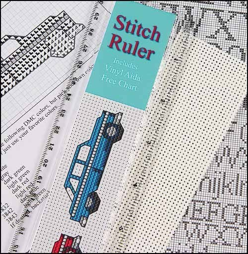 7091 acrylic ruler