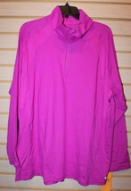 New Womens Plus Size Champion 3 X Duodry Gorgeous Raspberry Pink Pull On Hoodie - $19.34