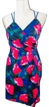 NWOT Strappy Watermelon Print Dress Size M/L - $19.00