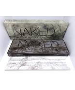 URBAN DECAY NAKED SMOKY Eye Shadow Palette NIB - $45.44