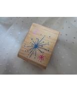 Posh Impressions Glimmering Glitz Fireworks Stamper 4th of July Z366-B - $4.99