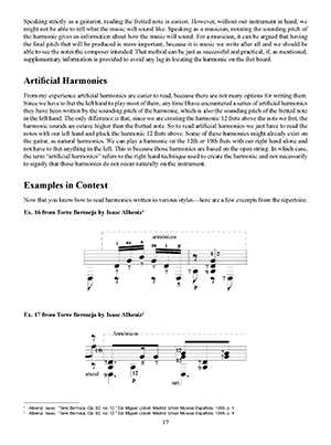 Crystal Harmonics For Guitar Book