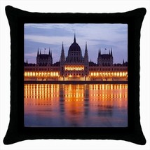 Budapest Hungary Throw Pillow Case - $16.44