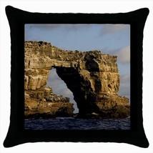 Darwin Arch Darwin Island Throw Pillow Case - $16.44