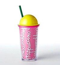 Starbucks Frappuccino Cold Cup/Pink, 16 fl oz - $28.95