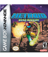 Metroid zero mission for GBA,DS,DS Lite, SP 100% functional