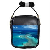 Great Barrier Reef Australia Leather Sling Bag & Women's Handbag - $16.48+