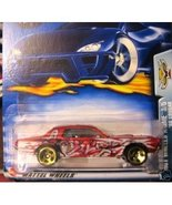 Hot Wheels Anime 3/5 2003 072 '68 COUGAR 1:64 S... - $1.75