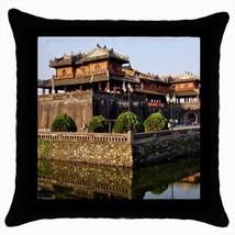 Hue Imperial City Vietnam Throw Pillow Case - $16.44