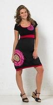 Coline: Fancy Fuchsia Dress/Long Tunic - $87.00