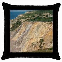 Isle of Wight Great Britain Throw Pillow Case - $16.44