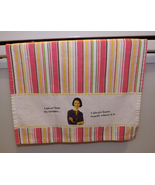 I Never Lose My Temper Kitchen Towel IN STOCK - $10.00
