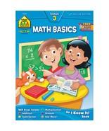 Curriculum Workbook Math Basics Deluxe - Grade 3 - $3.91