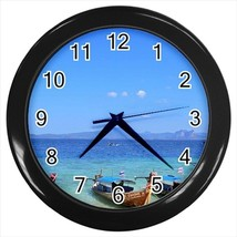 Krabi Thailand Wall Clock - $17.41