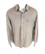 American Eagle Men's Button Shirt S - $19.79