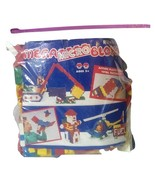 Mega Bloks building blocks over 2lbs assorted sizes and colors - $11.50