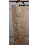 Embroidery Hand Towel for Kitchen IN STOCK - $12.50