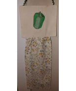 Embroidery Hand Towel for Stove IN STOCK - $12.50