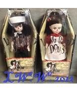 Living Dead Dolls Rotten Sam & Sandy Doll Set G... - $69.99