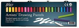 Mungyo Art Artists Drawing Pastel 24 Colors Set