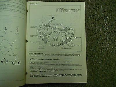1989 Mazda MVP Service Highlights Service Reparatur Shop Manuell OEM Buch 89