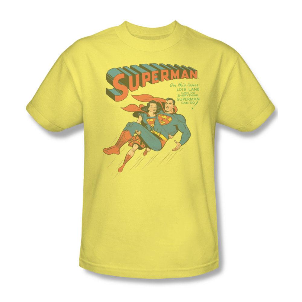 Sm1750 at superman lois lane dc comics vintage tee action comics graphic tshirt for sale online