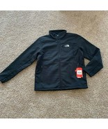 BNWTThe North Face Men's Apex Risor Soft Shell Jacket, Black, Size L - $128.69