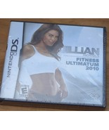 Jillian Michaels Fitness Ultimatum 2010 Video Game for Nintendo DS -BRAN... - $14.84
