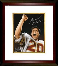 Gerard Phelan signed Boston College 8x10 Lithograph Custom Framed - $74.00