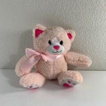 "Animal Adventure Cat Plush Pink Kitten Stuffed Animal 8.5"" 2019 Kitty - $14.85"
