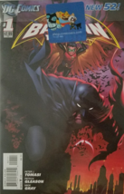 DC Comics: BATMAN & ROBIN #1 Nov 2011. The New 52, Sealed copy - $6.95