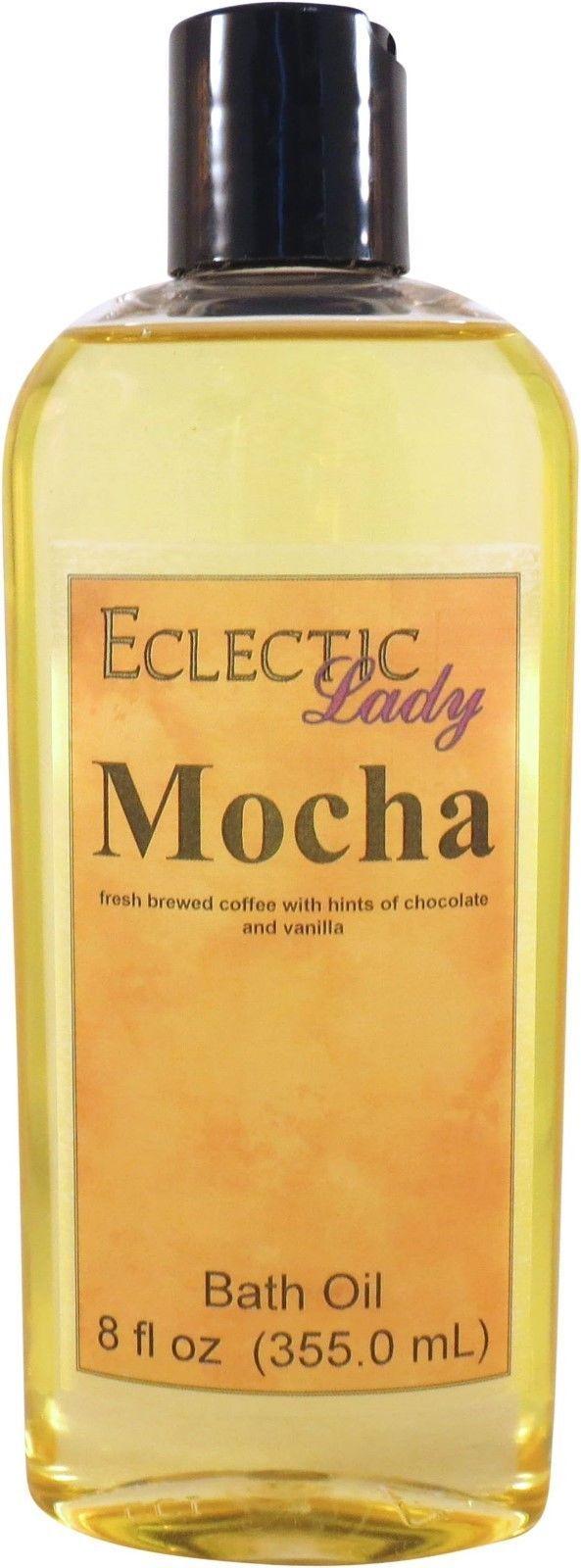 Mocha Bath Oil